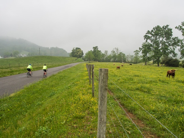 May/18/13:   Tour de Madison 2013.  Vineyards of Madison County.